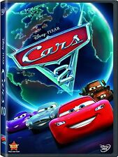 Cars 2 (DVD, 2011) Widescreen, Animated, Family NOW SHIPPING SEALED!!