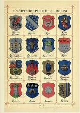 110 RARE HERALDRY BOOKS ON DVD - FAMILY CRESTS, EMBLEM, SHIELD, ANCESTRY HISTORY