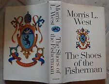 The Shoes of the Fisherman by Morris L. West 1963 VGC with Dustcover