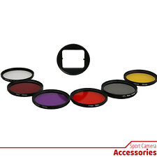Camera Accessories - 7 in 1 CPL UV Filters Professional for Xiaomi YI 2th 4K