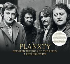 PLANXTY BETWEEN THE JIGS AND THE REELS CD/DVD (PRE RELEASE for 28 OCTOBER 2016)