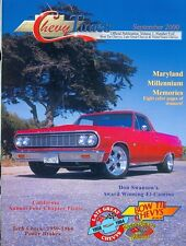 2000 Chevy Times Magazine Vol 1 No 9: Don Swanson's Award Winning El Camino