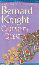Crowners Quest (A Crowner John Mystery),ACCEPTABLE Boo