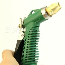 High Pressure Car Garden Washing Water Gun Nozzle Copper Head Cleaner Spray Kit