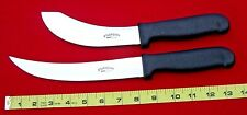 "8""  Butcher Breaking Knife and 6"" Skinning Knife Combo FREE 4 DAY SHIPPING"
