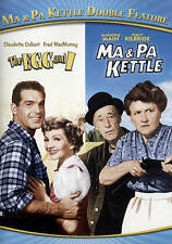 Ma  Pa Kettle Double Feature: The Egg and I / Ma  Pa Kettle DVD