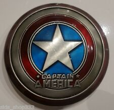 New design Captain America Shield Belt Buckle metal cosplay or just wear :)