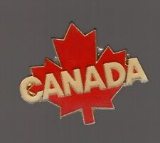 Pin's Canada / feuille d'Erable