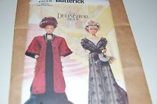 """Butterick Pattern # 6618 - Barbie """"The Delineator Girls"""" Circa 1908 Gowns - NEW"""
