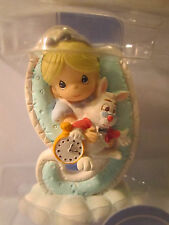 Hallmark Disney Precious Moments  Letter Y Alice in Wonderland