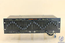 SinMarc GE4215 2x 15-band Graphic EQ