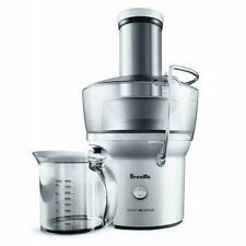 BREVILLE BJE200XL JUICE FOUNTAIN EXTRACTOR MACHINE - COMPACT ELECTRIC JUICER