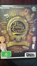 Flux Family Secrets (Hidden Object) PC GAME - FREE POST
