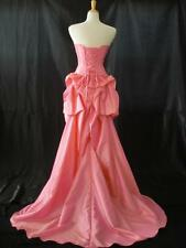 NWT Maggie Sottero J991 Sue Ellen  Destination wedding dress bridal gown PINK 8
