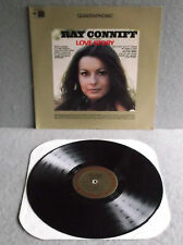 RAY CONNIFF SINGERS  LOVE STORY Columbia LP Pop Record  CQ30498 Easy Listening