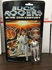 VINTAGE 1979 MEGO BUCK ROGERS- WILMA DEERING figure Mint On Card Clear Bubble