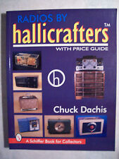 HALLICRAFTERS RADIO's TV's PRICE GUIDE BOOK Short Wave receiver transmitters