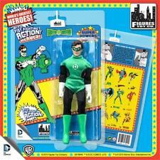"Worlds Greatest GREEN LANTERN Retro mego Fist Fighting  8"" MIP-SHIPS FREE!"
