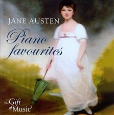 Jane Austen Piano Favourites (CD, Apr-2010, The Gift of Music)