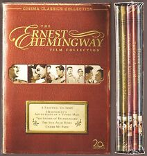 5-Movie The Ernest Hemingway Film Collection DVD BRAND NEW