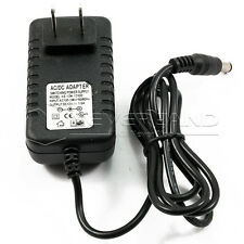 US DC 12V 1A AC Adapter Charger Power Supply for LED Strip Light CCTV 5050 3528