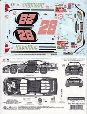 #28 Ricky Rudd Need For Speed 2001 1/25th - 1/24th Scale WATERSLIDE DECALS 1702
