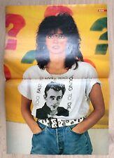 BRAVO POSTER Nena - 80er Jahre !!!