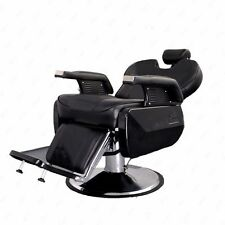 All Purpose Hydraulic Recline Barber Chair Salon Beauty Spa Shampoo Hair Styling