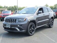 Jeep: Grand Cherokee 4X4 4dr