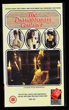 PETER GREENAWAY - THE DRAUGHTSMAN'S CONTRACT - VHS PAL (UK) VIDEO
