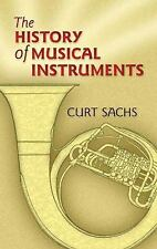 The History of Musical Instruments, Curt Sachs, Acceptable Book