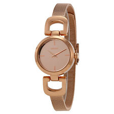DKNY Rose Gold-tone Mesh Ladies Watch NY2102