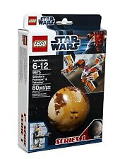 LEGO Star Wars 9675 Sebulba Podracer Tatooine Planet Kugel