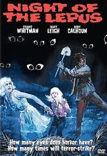 Night of the Lepus, Very Good DVD, Francesca Jarvis, Henry Wills, Chuck Hayward,