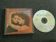 CD WENDY AND LISA - VIRGIN RECORDS - 1987 - S/T