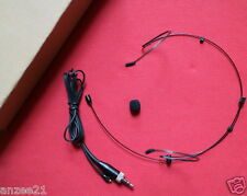 Replaceable Mic for Sennheiser Wireless Double ear worn Headset Microphones