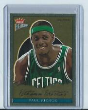 2003-04 Fleer Platinum Paul Pierce Platinum Portraits!! (Celtics) #10PP!! Look!!