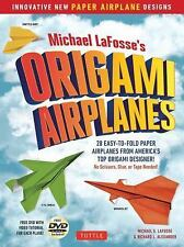 Michael Lafosse's Origami Airplanes : New Innovative Paper Airplane Designs...