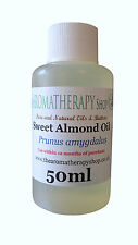Sweet Almond Carrier Oil 50 Ml