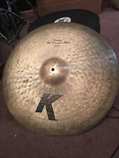 "Zildjian 22"" K Custom Dry Complex Ride Medium/Thin Cymbal"