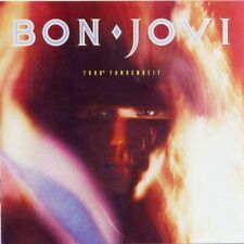 BON JOVI - 7800 FAHRENHEIT - BRAND NEW SEALED CD U.S.A. PRESS