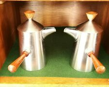 Rare Vintage 1960's Old Hall Robert Welch Coffee and Hot Water Pots