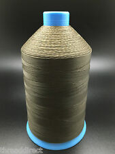 16oz Spool Beaver Tan T90 4500 Yards Bonded Polyester Sewing Thread #92 P24