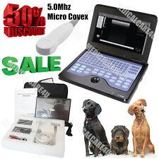 Contec 2016 Newest Veterinary Laptop Ultrasound Scanner Machine Micro Convex
