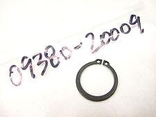 SUZUKI NOS TRANSMISSION CIRCLIP DR100 DR125 DR200 GN125 LT80 RM80 SP 100 125 200