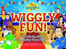 The Wiggles Wiggly Fun A Lift-the-Flap Guessing Game Book