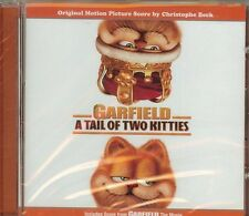 CHRISTOPHER BECK - GARFIELD A TAIL OF TWO KITTIES (SOUNDTRACK) - CD - NEW