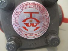 """New, Walworth Forged Steel Valve 800-A105N, 1 1/2"""""""