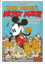 CPM - Disney carte postale - MICKEY MOUSE  - Postcard