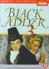 Blackadder 3 (with Rowan Atkinson) (DVD)